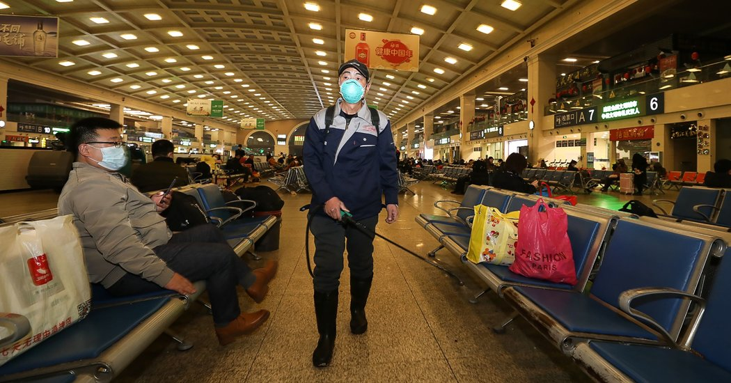 Wuhan Coronavirus Outbreak Forces Chinese to Rethink Travel Plans