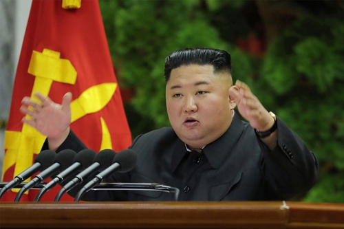 NK's key party meeting shows tough but restrained attitude toward US: analysts