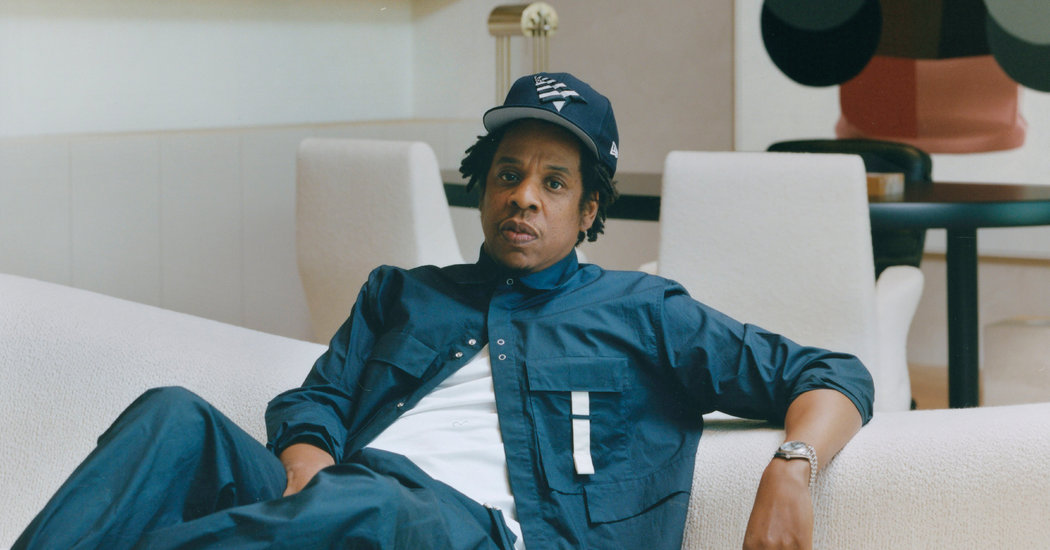Jay-Z Takes on the Super Bowl